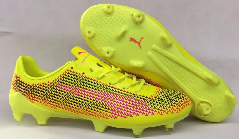 Free shipping PUMA evoSPEED 17 Mens shoes Sneakers Badminton sports Shoes 7 COLOR SIZE40-44