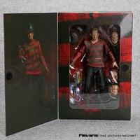 NECA Một Cơn Ác Mộng on Elm Street Freddy Krueger 30th PVC Hành Động Hình Sưu Tập Toy 7