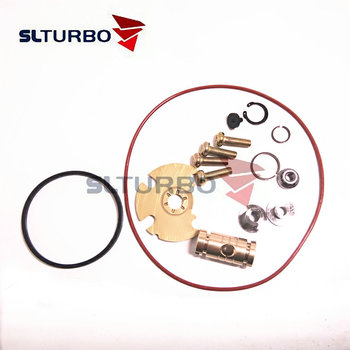 NEW 728989 Turbo repair kit for BMW 330D 330XD E46 150Kw 204HP M57 Euro 3 D30 6 Zyl - GT2260V 728989-5019S turbine rebuild parts image