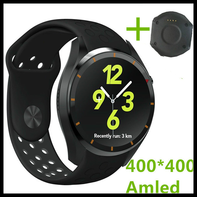In Stock Android 5 1 OS I3 3G Smart Watch MTK6580 3G wifi GPS Browser