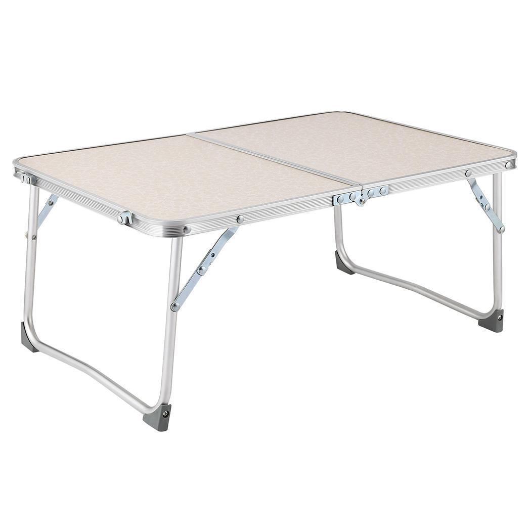 Tray Bed White Bed in Table Mini Half Table Breakfast Serving Green Laptop Desk Picnic Folds Foldable Portable Superjare 1pc white multifunctional light foldable table dormitory bed notebook small desk picnic table laptop bed tray