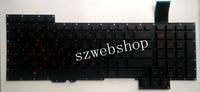New Laptop For ASUS ROG G751jl Bs17t28 G751JT CH71G751JM BHI7T25 US Keyboard No Frame