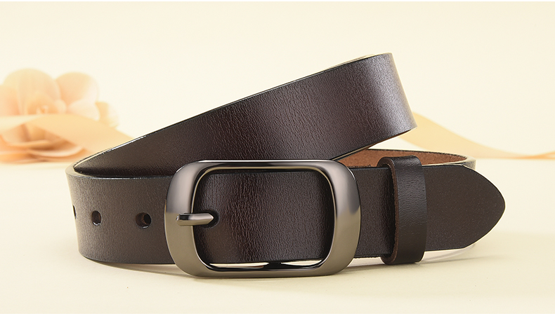 Genuine Leather Belt Casual