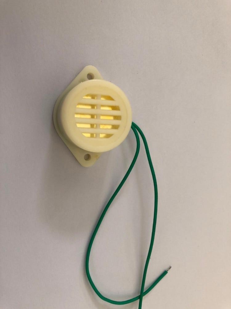 ZMQ-2724 50dB DC 24В 12В 220В Напряжение музыкальный звуковой сигнал промышленный сигнал