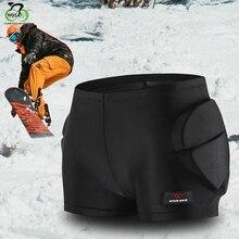 WOSAWE фигура Скейтбординг бедра защитный коврик Спортивная безопасность защитный коврик защита снег лыжный скейт сноуборд велосипедные шорты