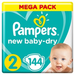 Уход за ребенком Pampers