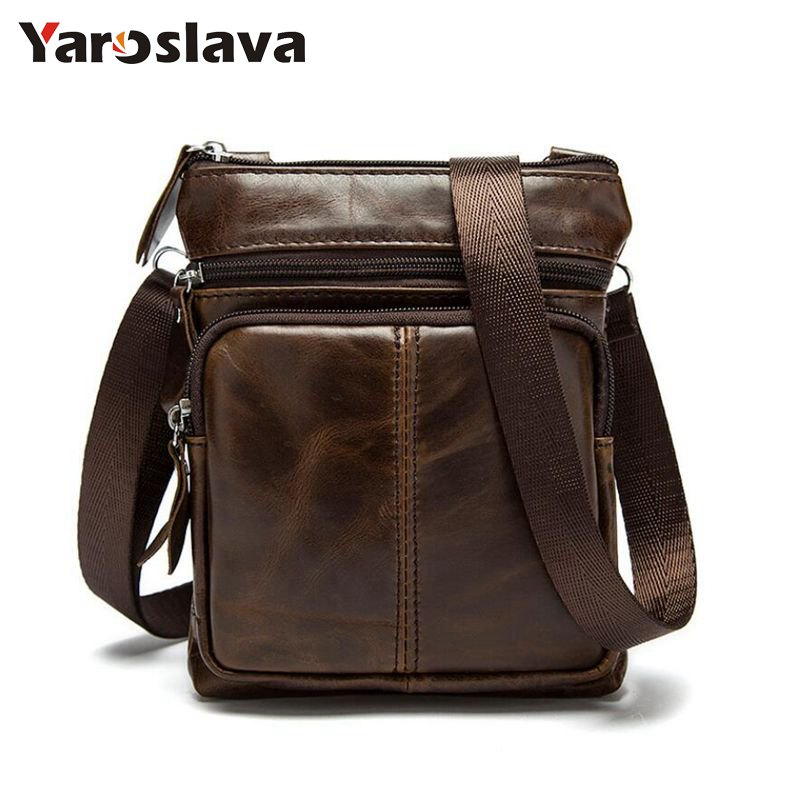 Genuine Leather men bags male cowhide flap bag Shoulder Crossbody bags Handbags Messenger small men Leather bag LL41 mva genuine leather men s messenger bag men bag leather male flap small zipper casual shoulder crossbody bags for men bolsas