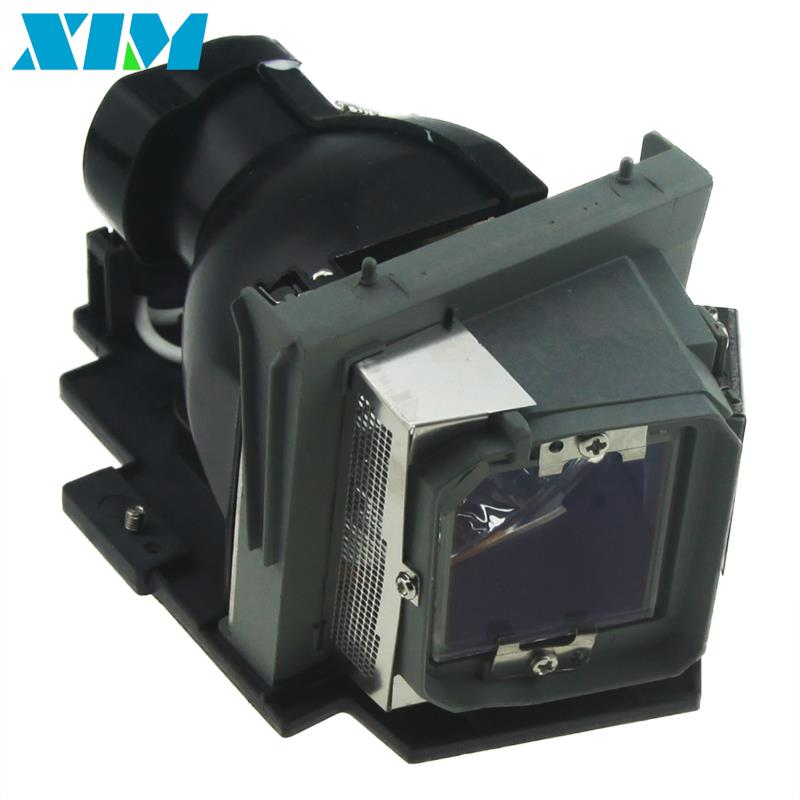 331-2839 / 725-10284 Replacement Projector Lamp with Housing for DELL 4220 / 4320 replacement projector lamp 331 1310 for dell s500 s500wi