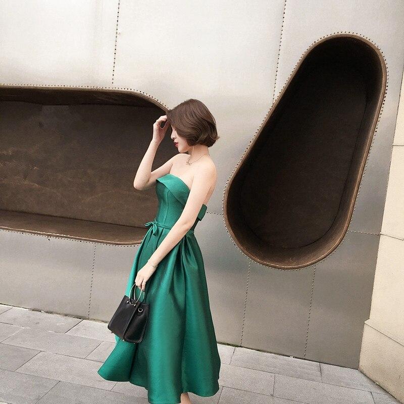 Në magazinë Veshjet e shkurtra të mbrëmjes Prom Gown - Fustane për raste të veçanta - Foto 3