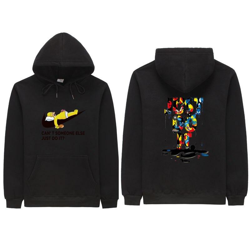 New just do it hoodies poleron hombre fashion skateboard Streetwear sweatshirt polerones mujer men women hoodie sweat homme
