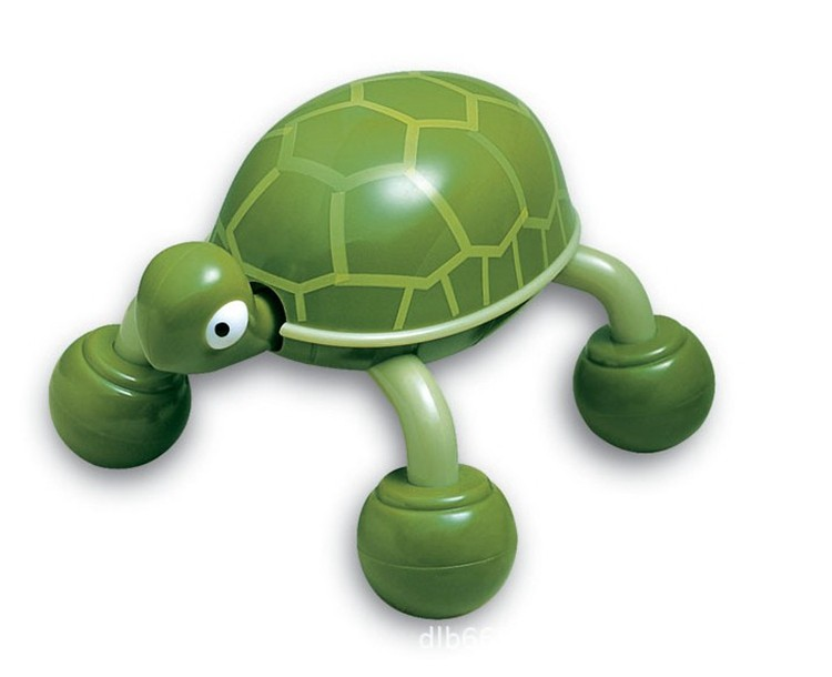 Turtle Toy Massager Shake Slimming Cellulite Body Massager Beauty Health Tool for Hip Neck Face Head Foot 7