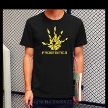 Battlefield game 3 Printed Mens Men T Shirt Tshirt Fashion 2016 New Summer Short Sleeve O Neck Cotton T-shirt Tee Free Shipping