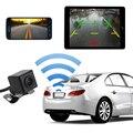 WI-FI sem fio De Backup Car Rear View Invertendo Sistema de Câmera CMOS Cam Estacionamento Seguro CY621-CN