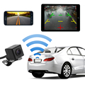 Wireless WIFI In Car Backup Rear View Reversing Camera CMOS Cam Safe Parking System CY621-CN