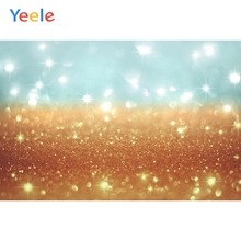 Yeele Wallpaper Party Glitter Backdrop Bokeh Lights Photography Backdrops Personalized Photographic Backgrounds For Photo Studio