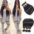 Cheapest European Virgin Hair Straight 7A Human Hair Weave Extensions 100% Unprocessed European Hair Bundles Weft 3pcs