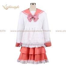 Kisstyle Fashion VOCALOID Lots Of Laugh Hatsune Uniform COS Clothing Cosplay Costume,Customized Accepted