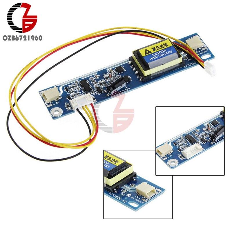Laptop LCD Backlight CCFL Lamp Inverter Practical 10-28V For Screen 10-26