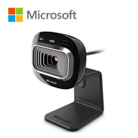 Microsoft LifeCam HD 3000 Web Camera HD 720P PC WebCam USB Windows XP,7,8 NEW