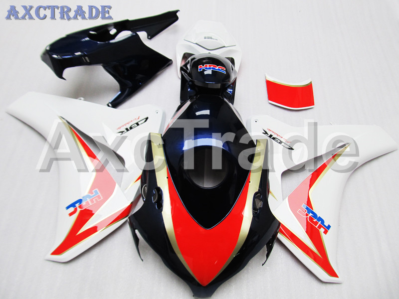 Motorcycle Fairings For Honda CBR1000RR CBR1000 CBR 1000 RR 2008 2009 2010 2011 ABS Plastic Injection Fairing Bodywork Kit MF002