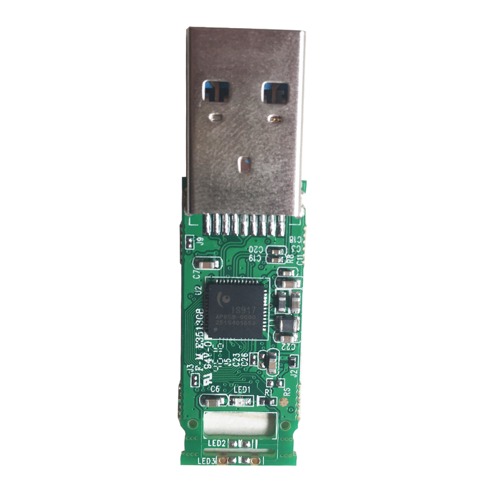 Usb30 U Disk Master Control Board Yincan Is917 Tsop Bga Pcb Circuit Custom Boards Diy General Type In Integrated Circuits From Electronic Components