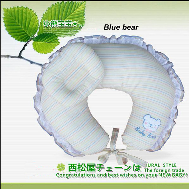 Abraço-U multifuncional Travesseiro De Enfermagem Amamentação Infantil Travesseiro Bebê Travesseiro De Enfermagem Proteger Múmia Almofada de Apoio Da Cintura
