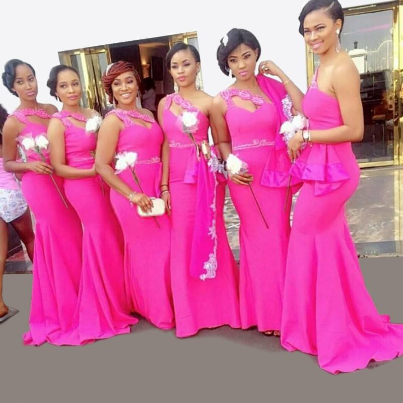 Acheter fuchsia longues africains robes de for Magasins de robe de mariage charleston sc