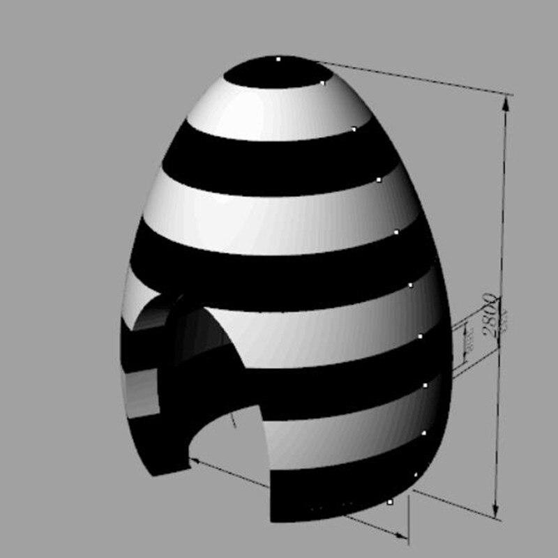 Cabine gonflable de photo de cabine d'oeufs de photo de LED de photobooth gonflable avec les lumières changeantes de LED de 17 couleurs et le ventilateur d'air intérieur
