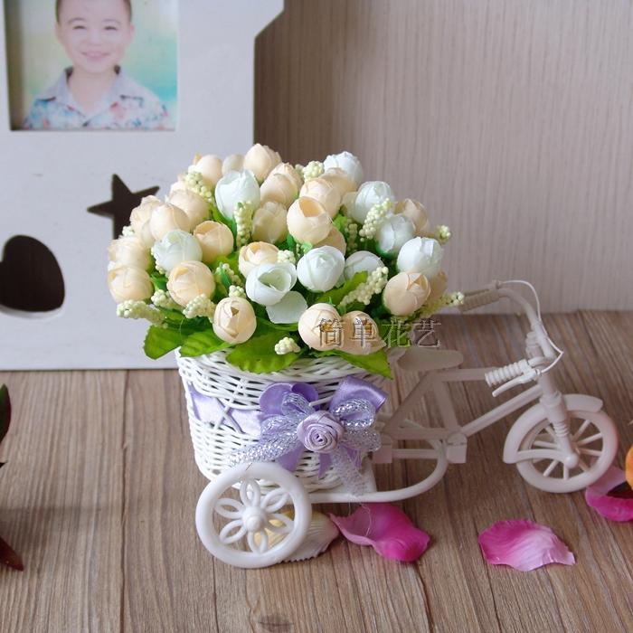 Fleur de no l panier achetez des lots petit prix fleur - Decoration de voiture de mariage a petit prix ...