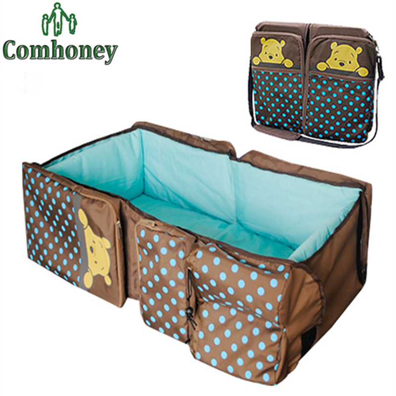 Online Get Cheap Portable Toddler Beds Aliexpress