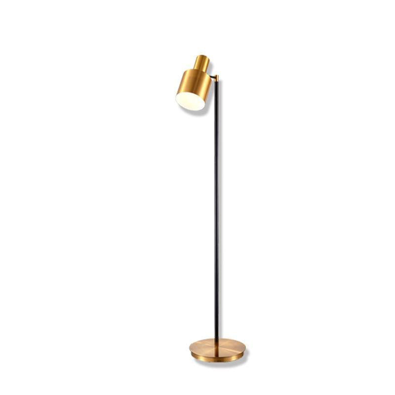 Modern Originality Led E27 Floor Lamp Bedroom Bedside Study Reading Standing Lamp 220V Indoor Decor Nordic design Free Shipping in Floor Lamps from Lights Lighting