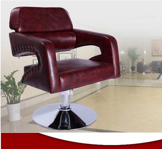 Высокого класса в европейском стиле падение волос салоны, посвященный парикмахерское кресло. Парикмахерское кресло. Прямые продажи с фабри