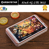 8 inch Tablet M1S Computer Octa Core Metal shell Android Tablet Pcs 4G LTE mobile phone android Rom 64GB tablet pc 8MP IPS