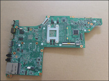 free shipping 605319-001 board for HP pavilion DV7 DV7-4000 motherboard with for Intel chipset 5470/512 DUO