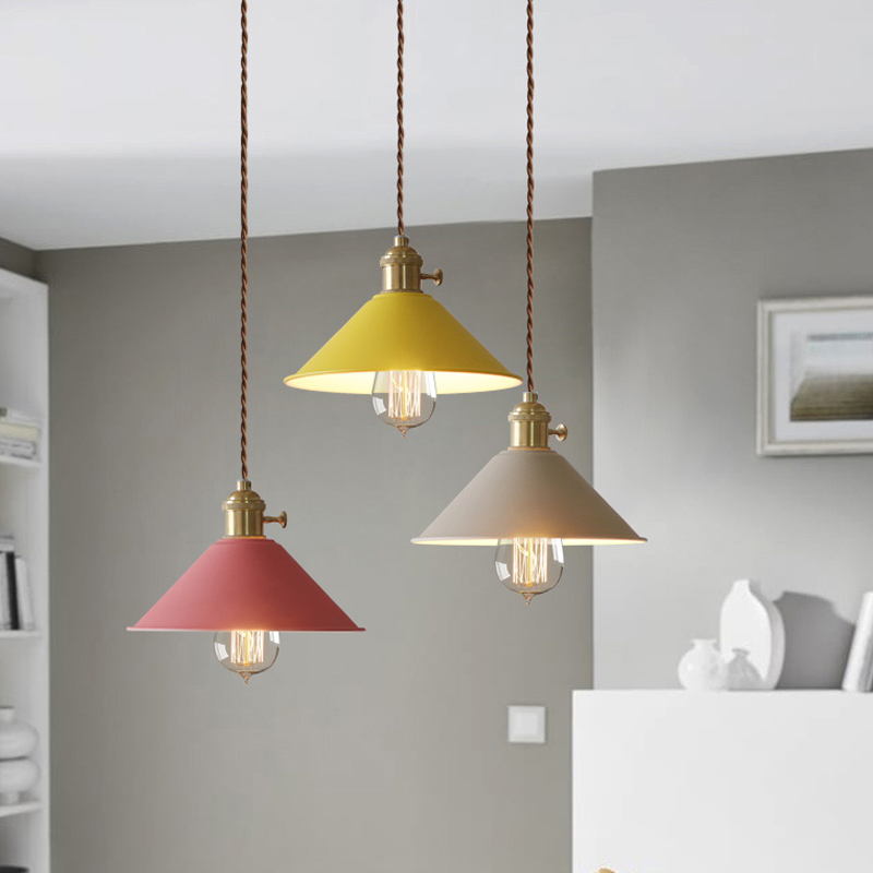 Modern switch pendant lights dining room lights pendant lamp modern switch pendant lights dining room lights pendant lamp lamparas colorful aluminum lamp shade luminaire for home lighting in pendant lights from lights aloadofball Gallery