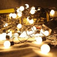 Outdoor Waterproof Led Lantern Flasher Lamp Set Colorful Light Bulb Decoration Lamp Ball Lamp Neon Lamp