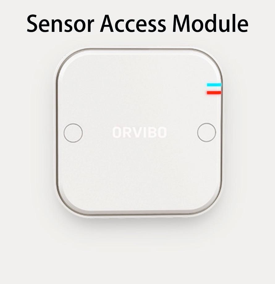 Zigbee Sensor Access Module Transforms the signal from traditional wired sensors to Zigbee wireless signal makes