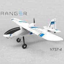 Nueva llegada Volantex Ranger 757-4 FPV 1380 mm envergadura EPO RC Airplane PNP