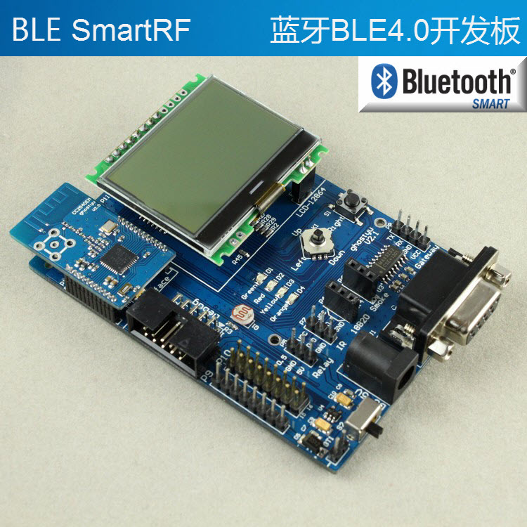 CC2541 CC2540 development kit Bluetooth SmartRF 4 BLE ti bluetooth 4 0 ble mini development kit cc2540dk mini cc2541dk mini official tutorial