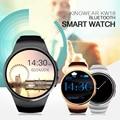 Kingwear kw18 블루투스 스마트 시계 전화 터치 스크린 지원 sim tf 카드 smartwatch 전화 심박 속도 안드로이드 ios 아이폰-에서스마트 시계부터 가전제품 의