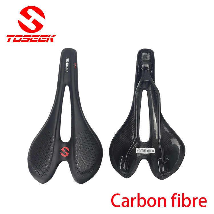 Asiento de bicicleta transpirable sillín de bicicleta de carretera MTB sillines de bicicleta de montaña sillín de carreras PU asiento suave cojín de bicicleta piezas de repuesto