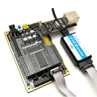 Altera FPGA Development Board Kit CYCLONE IV EP4CE Core Board Ethernet Module Speed Downloader SDRAM Module