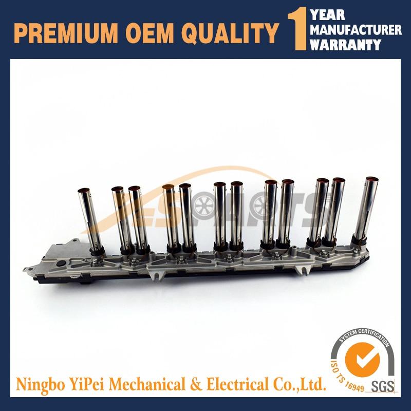 Right Ignition Coil Pack Spark Plug Connectors For Mercedes V12 2751500680