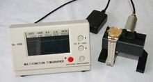 Смотреть Tester Сроки Машина Многофункциональный Timegrapher НЕТ. 1900 для rolex, часовщиков и часовых ремонтников