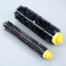 цена на Bristle Brush Flexible Beater Brush For iRobot Roomba 500 600 700 Series 550 630 650 660 760 770 780 790 Vacuum Cleaner Tool