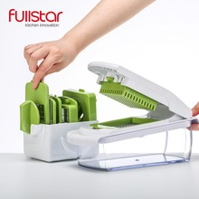 Kitchen accessory Mandoline Slicer knife Food Chooper Vegetable Cutter Peeler, Slicer,Grater kitchen tool with 7 Dicing Blades  -in Shredders & Slicers from Home & Garden on Aliexpress.com | Alibaba Group