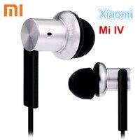 Original Xiaomi Mi IV In Ear 3 5mm Hybrid Dynamic And Two Balanced Armature Drivers Earphones
