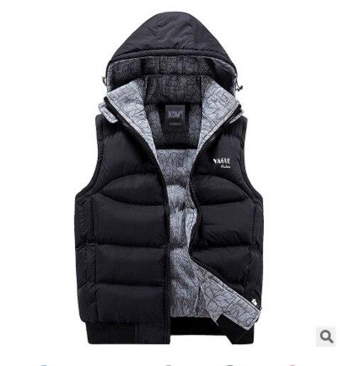 2018 Herbst Winter Jacke Männer Dicke Warme Mit Kapuze Heißer Verkauf Neue Marke Schlank Zipper Hohe Qualität Männer Jacke Mäntel Gd1037 Lange Lebensdauer