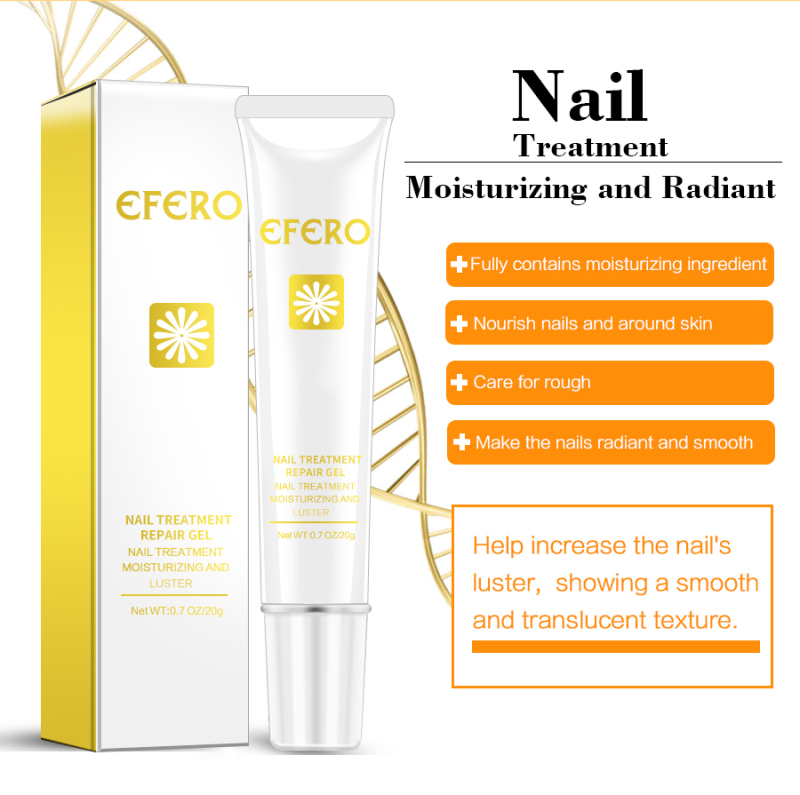 Nail-Treatment Onychomycosis Feet-Care Whitening Essence-Nail-And-Foot Toe-Nail-Fungus-Removal