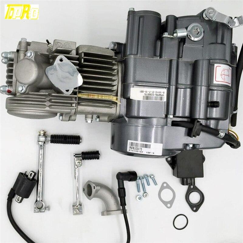 Honda 150cc Dirt Bike Engine